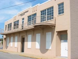 J. Earle Bowden Building at 120 Church Street in Pensacola, Florida.